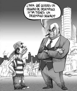 Desempleo seguro